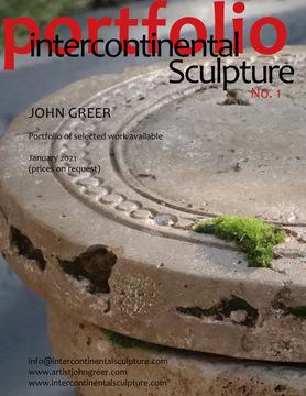 portfolio, art for sale, artist John Greer, sculpture