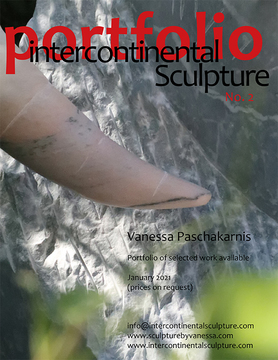 portfolio, art for sale, Vanessa Paschakarnis, sculpture
